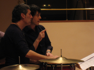 con Juanjo Guillem