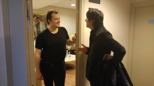 con Andris Nelsons
