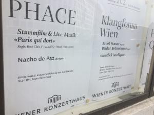 Ensembe PHACE: Paris qui dort (Yan Maresz, Wiener Konzerthaus)