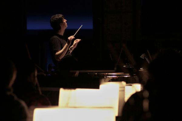 """""""Le Sacre du Printemps"""" / Orquesta Sinfónica de Madrid (titular del Teatro Real). Nacho de Paz, dirección"""