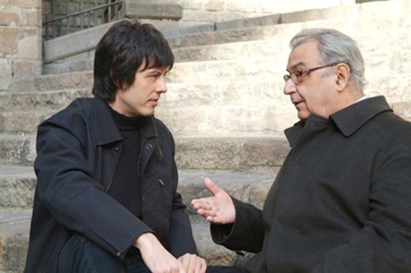 con Joan Guinjoan