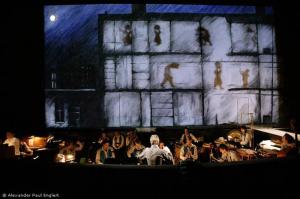 Ensemble Modern, [Die Dreigroschenoper], orchester  f3278