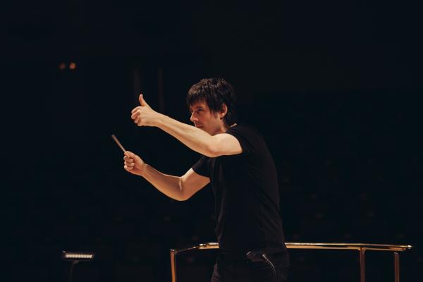 NACHO DE PAZ / Orquesta Nacional de España, 2017