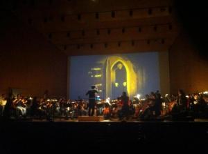 """""""Nosferatu"""" con Real Filharmonía de Galicia (RFG)"""